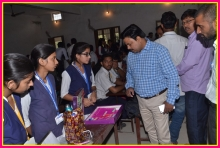 Science Fair for creating awareness, interest, motivation in Science and mathematics for school stud